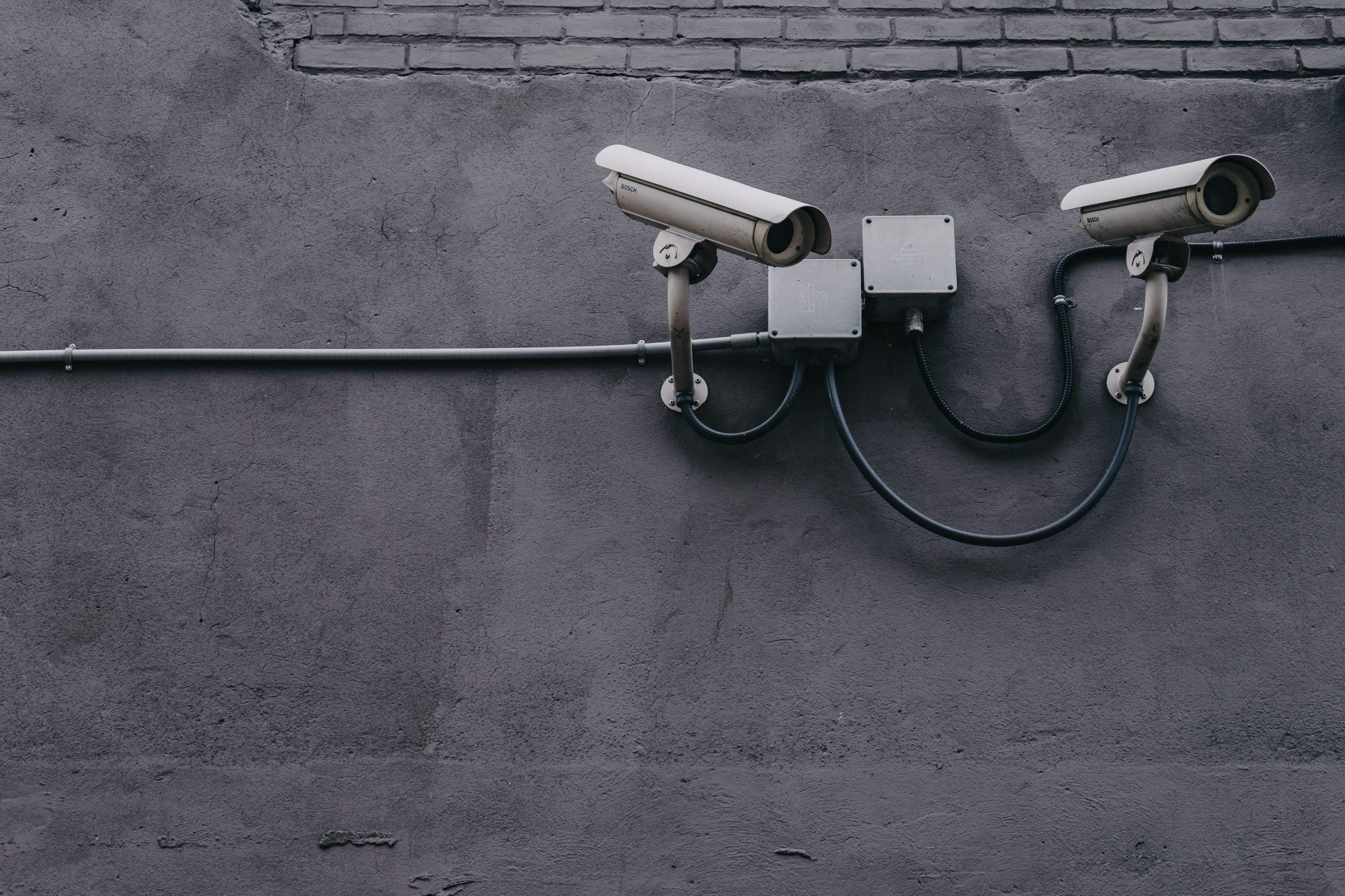 ai video surveillance security cameras