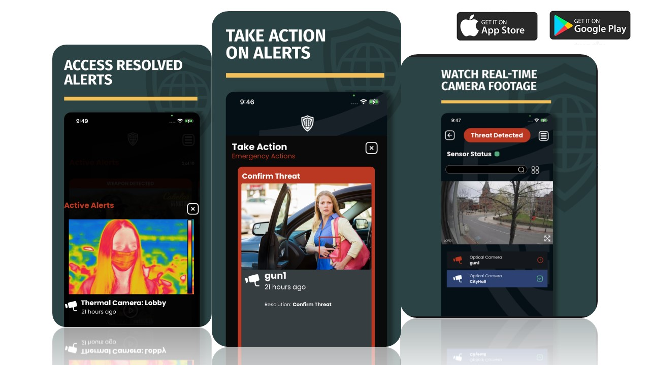 PATSCAN Mobile App